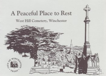 Cover for A peaceful Place to Rest
